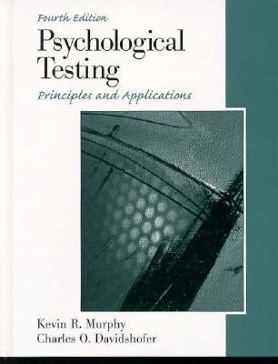 Psychological Testing:principles+appl.