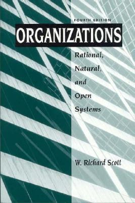 organizations rational natural and open systems 5th edition