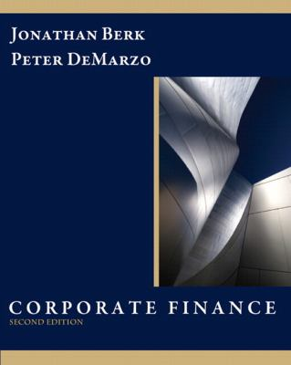Corporate Finance plus MyFinanceLab with Pearson eText Student Access Code Card Package (2nd Edition)