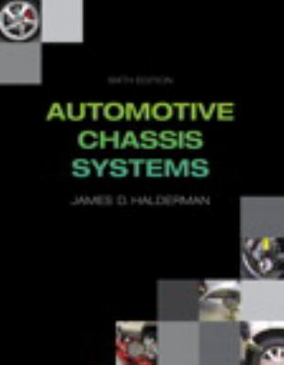 Automotive Chassis (6th Edition)