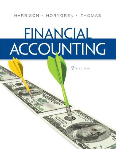 Financial Accounting (9th Edition)