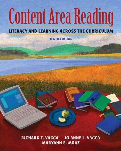 Content Area Reading: Literacy and Learning Across the Curriculum, Student Value Edition (10th Edition)
