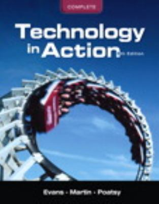 Technology in Action Complete & Blow-in Card Package (8th Edition)