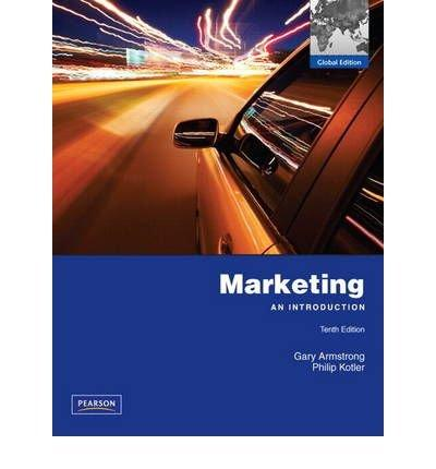 Marketing: An Introduction with MyMarketingLab (Access Card) (10th Edition)