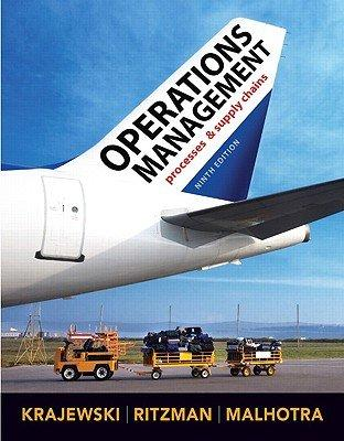 Operations Management, Student Value Edition and MyOMLab with Pearson eText Access Card Package (9th Edition)