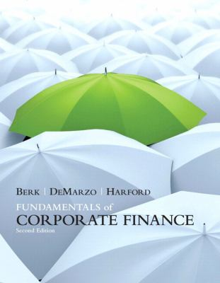 Fundamentals of Corporate Finance Plus NEW MyFinanceLab with Pearson eText -- Access Card Package (2nd Edition) (Prentice Hall Series in Finance)