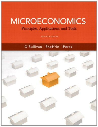 Microeconomics: Principles, Applications and Tools plus NEW MyEconLab with Pearson eText (1-semester access) -- Access Card Package (7th Edition) (The Pearson Series in Economics)