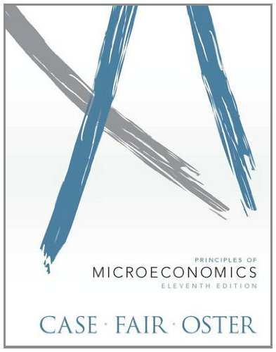 Principles of Microeconomics (11th Edition)