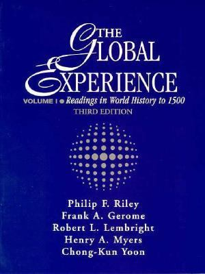Global Experience Readings in World History to 1500