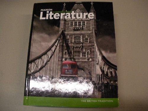 Pearson Common Core Literature The British Tradition Student Edition