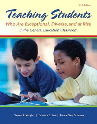 Teaching Students Who Are Exceptional, Diverse, and at Risk in the General Education Classroom, Loose-Leaf Version with Video-Enhanced Pearson EText -- Access Card