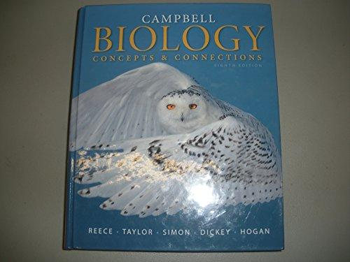 Campbell Biology Concepts & Connections 8th Edition