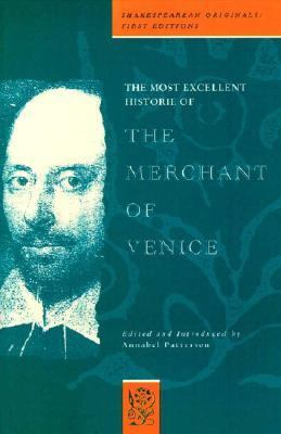 The Most Excellent History of the Merchant of Venice