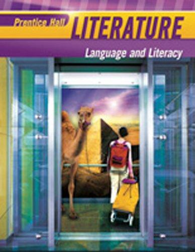 PRENTICE HALL LITERATURE 2010 READERS NOTEBOOK ENGLISH LEARNERS VERSION GRADE 10