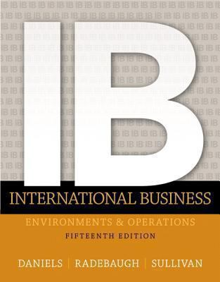 International Business Plus 2014 MyManagementLab with Pearson eText -- Access Card Package (15th Edition)