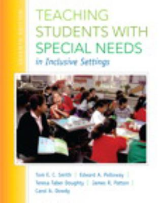 Teaching Students with Special Needs in Inclusive Settings, Enhanced Pearson EText with Loose-Leaf Version -- Access Card Package