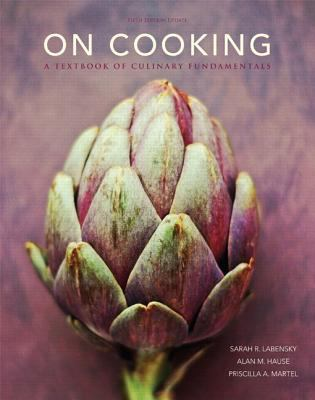 On Cooking Update Plus MyCulinaryLab with Pearson eText -- Access Card Package (5th Edition)