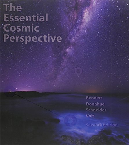 Essential Cosmic Perspective, The & Modified MasteringAstronomy with Pearson eText -- ValuePack Access Card -- for The Essential Cosmic Perspective Package