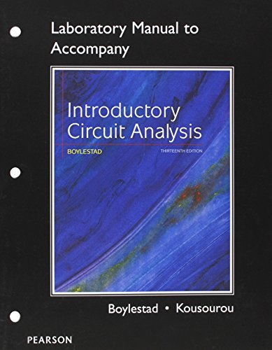 laboratory manual for introductory circuit analysis 13th edition pdf