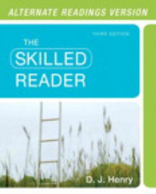 The Skilled Reader, Alternate Edition Plus MyReadingLab with eText -- Access Card Package (3rd Edition)