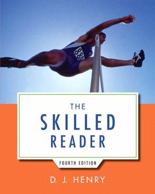 The Skilled Reader Plus MyReadingLab with eText -- Access Card Package (4th Edition) (Henry Reading)