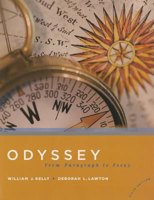 Odyssey : From Paragraph to Essay Plus MyWritingLab -- Access Card Package
