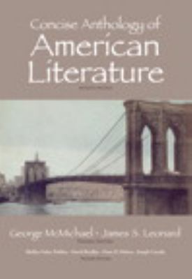 Concise Anthology of American Literature Plus MyLiteratureLab -- Access Card Package (7th Edition)