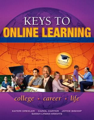 Keys to Online Learning Plus NEW MyStudentSuccessLab Update -- Access Card Package