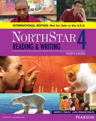 NorthStar Reading and Writing 4 SB, International Edition (4th Edition)