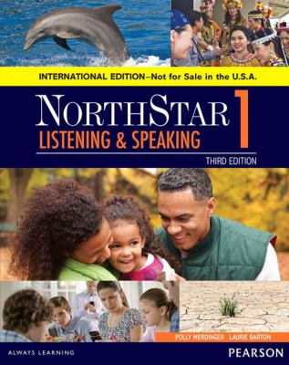 NorthStar Listening and Speaking 1 SB, International Edition (3rd Edition)
