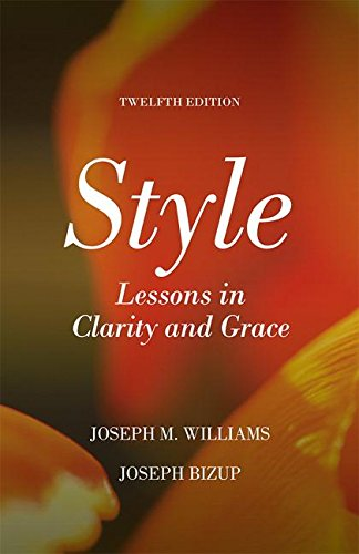 Style: Lessons in Clarity and Grace (12th Edition)