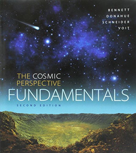 Cosmic Perspective Fundamentals; Modified MasteringAstronomy with Pearson eText -- ValuePack Access Card -- for The Cosmic Perspective Fundamentals (2nd Edition)