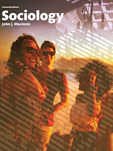 Sociology (16th Edition)