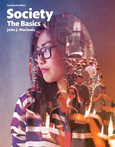 Society: The Basics (14th Edition)