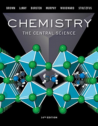 Chemistry: The Central Science Plus Mastering Chemistry with Pearson eText -- Access Card Package (14th Edition)