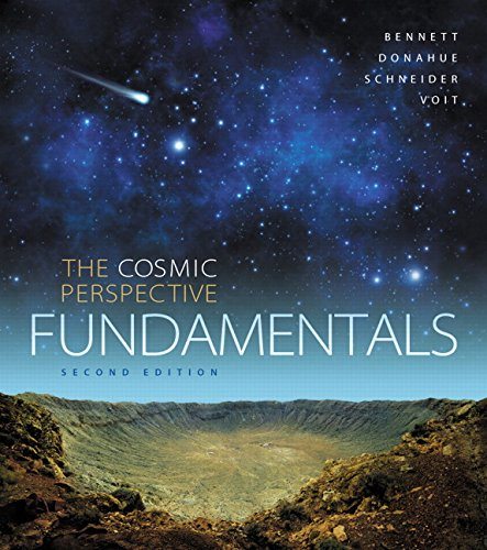 Cosmic Perspective Fundamentals, The, Plus MasteringAstronomy with Pearson eText -- Access Card Package (2nd Edition)