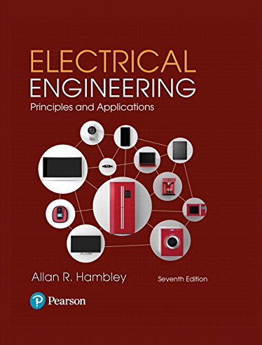 Electrical Engineering Principles Amp Applications 7th