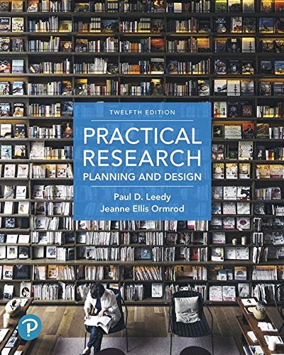 Practical Research: Planning and Design plus MyLab Education with Pearson eText -- Access Card Package (12th Edition) (What's New in Ed Psych / Tests & Measurements)