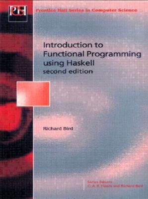 Introduction to Functional Programming Using Haskell
