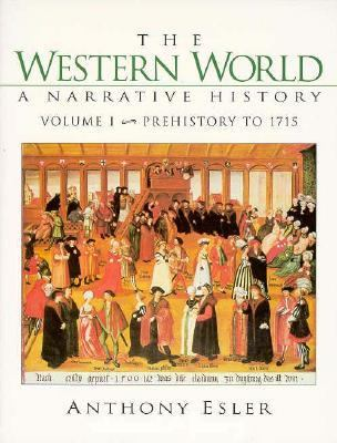 Western World:prehistory to 1715,v.i