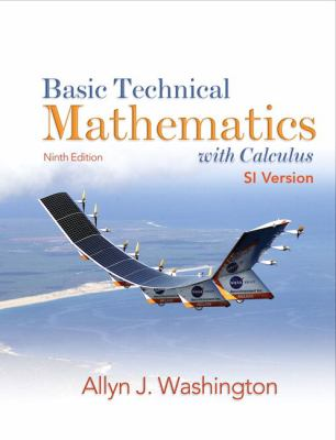 Basic Tech Mathematics With Calc Si Vers.