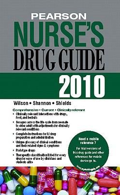 Prentice Hall Nurse's Drug Guide 2010--Retail Edition