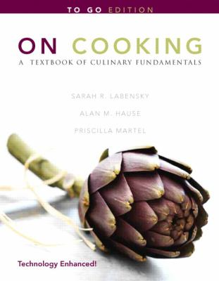 "On Cooking: A Textbook of Culinary Fundamentals ""To Go"" (5th Edition)"