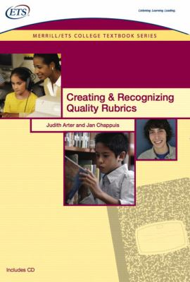 Creating and Recognizing Quality Rubrics
