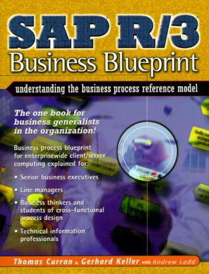 Sap R/3 Business Blueprint Understanding the Business Process Reference Model