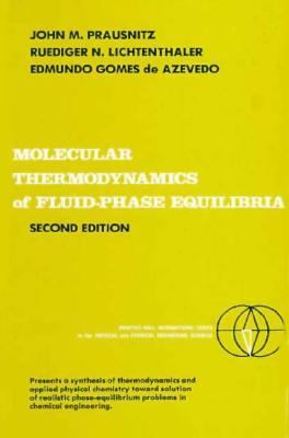 Molecular Thermodyn.of Fluid-phase...