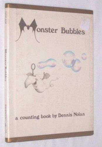 Monster Bubbles: A Counting Book
