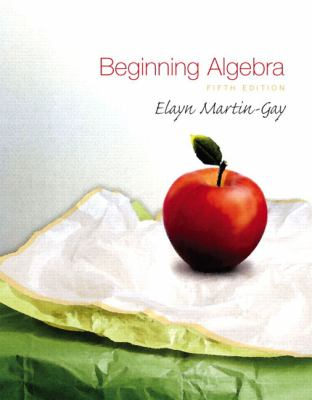 Beginning Algebra (5th Edition)
