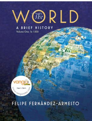 The World, Volume One: A Brief History: To 1500 [With DVD]