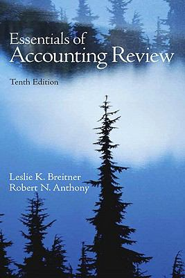 Essential of Accounting Review